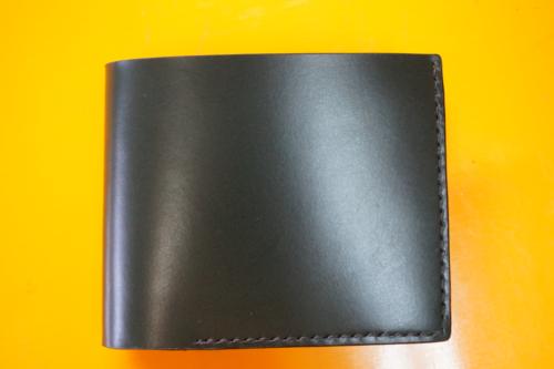 2つ折り財布 ブライドルレザー 45.000円